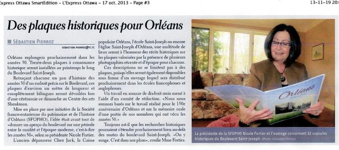 Entrevue par L'Express