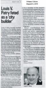 Citizen article Louis Août 2015