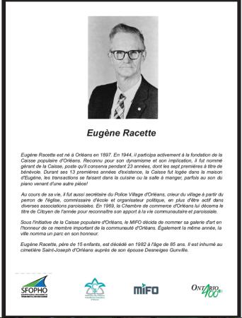 Eugène Racette