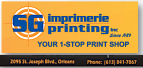 SG Printing